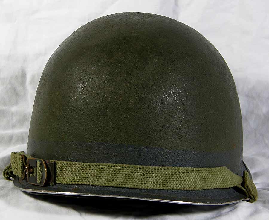 "Crystal Lake Il >> 7TH Naval Beach Battalion ""D-Day"" helmet"