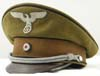 Baudienst officer�s visor hat