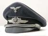Luftwaffe officer�s visor hat (schirmutze) by Erel