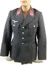 Luftwaffe Flak Leutnant four pocket service tunic