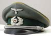 Army Cavalry officer's visor hat