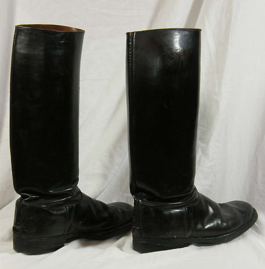 German Officers WWII Boots! - iOffer: A Place to Buy, Sell & Trade