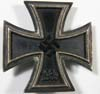 Iron Cross 1st class maker marked 26