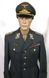 General der Flieger Karl Eberth's service uniform