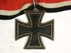 Knights Cross of Ernst Neufeld awarded at Stalingrad