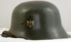 Army M17 double decal transitional helmet