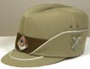 Reichs Arbeit Dienst RAD officer's Robinhood style hat with Hanover district insignia