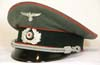 Army Artillery officer's visor hat