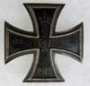 World War II Iron Cross  2nd Class with envelop