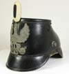 Imperial German enlisted Jaeger shako