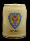 U.S. Army Air Corps stein made in Germany made during the occupation