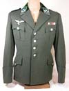 Luftwaffe Forestry officer's tunic for the rank of Revierforster