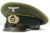 Army Signals enlisted visor