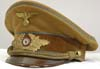 Political Leader's visor hat for Orts level by Adler Marke