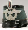 Polizei enlisted shako