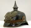 Imperial Prussian enlisted pickelhaube