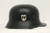 Allgemeine SS double decal commercially produced helmet
