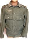 Army M44 enlisted mint tunic