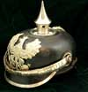 Imperial Prussian non-commissioned pickelhaube