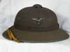 Luftwaffe rare French made blue tropenhelm