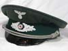 Forestry officer�s visor hat by Fritz Schulze, Miltenberg