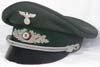 Forestry Service officer visor hat