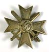 War Merit Cross 1st Class with Swords stamped 62