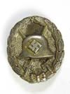 Spanish Civil War Wound Badge ( Legion Condor ) in Silver