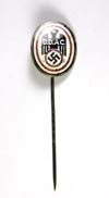 DDAC (German Automobile Club) members enameled stickpin