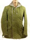 Luftwaffe winter quilted field parka