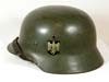 Army M35 double decal helmet