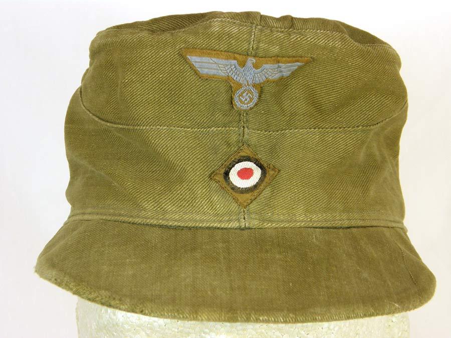 Crystal Lake Il >> Army tropical M41 Deutches Afrika Korps field cap