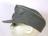 Waffen SS officer single button M43 field hat
