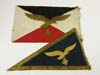 Luftwaffe set of vehicle command flags