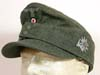 Army enlisted gebirgjager bergmutze ( mountain troops) hat with edelweiss