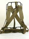 German Army assault pack A-frame 1943 stamped