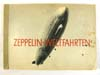ZEPPELIN-WELTFAHRTEN (ZEPPELINS TRAVEL THE WORLD) cigarette photo album