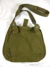 German Army tropical bread bag