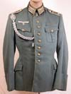 Early Army walking out dress parade tunic for an Infantry Oberfeldwebel