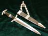 SS officer's Type I chained dagger (M36)