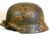 Army tropical camouflage M35 combat helmet