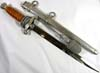 Army officer�s dress dagger by Robert Klass