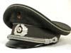 Red Cross officer's visor by Breiter
