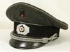Social Welfare officer's visor hat