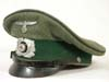 Early Land Customs ( Zolldienst) enlisted visor