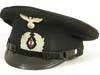 Very Rare Hitler Youth Marine nco visor hat