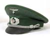 Army Administration officer's visor hat