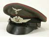 Luftwaffe Flak nco/ enlisted visor hat