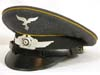 Luftwaffe Flight/Fallschirmjager nco/ enlisted visor hat by Christian Haug