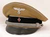Hitler Youth Leader visor hat